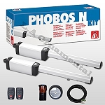 BFT Phobos BT Kit Double 24Volt Handles Gates 550lbs 10'